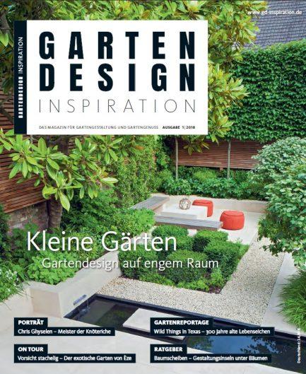 Ausgabe 1/2018 <br> Kleine Gärten