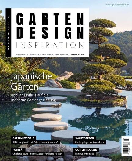 GARTENDESIGN INSPIRATION 3|2016: Japanische Gärten
