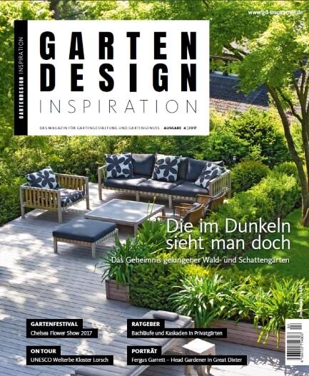 GARTENDESIGN INSPIRATION 4|2017: Wald- und Schattengärten