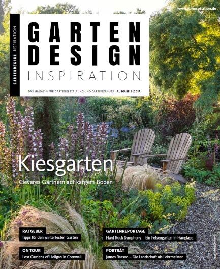 GARTENDESIGN INSPIRATION 5|2017: Kiesgarten