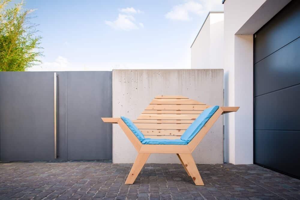 Holz Gestaltet Leben Aglae Sessel