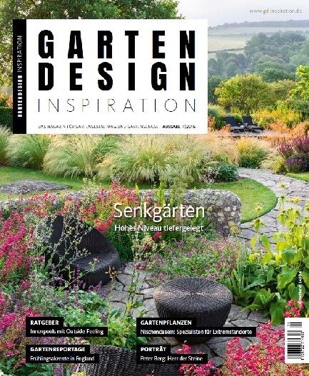 Ausgabe 1/2016 <br> Senkgärten