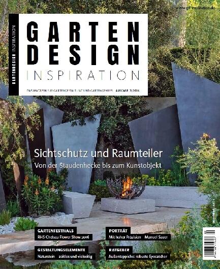 Ausgabe 2/2016 <br> Sichtschutz und Raumteiler