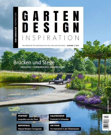 Ausgabe 2/2017 <br> Brücken und Stege