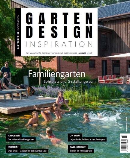 Ausgabe 3/2017 <br> Familiengarten