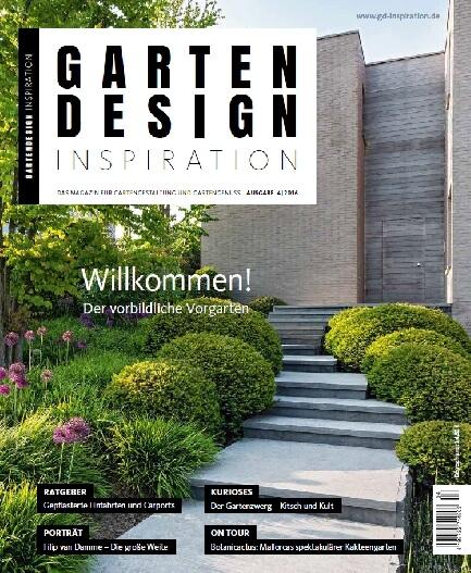 Ausgabe 4/2016 <br> Vorgärten