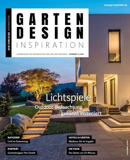 GARTENDESIGN INSPIRATION 6/2018: Lichtspiele
