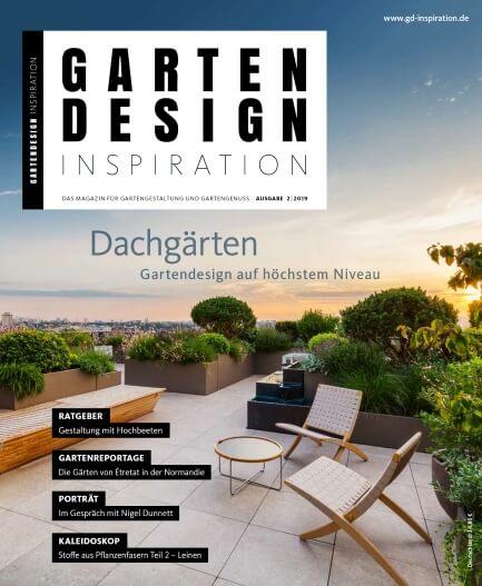 GARTENDESIGN INSPIRATION 1/2019: Dachgärten
