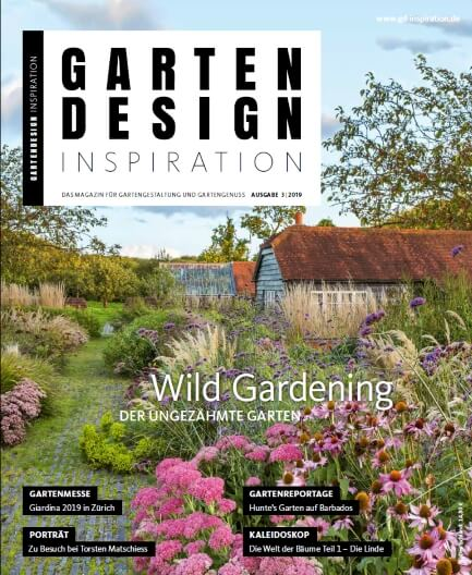 GARTENDESIGN INSPIRATION 1/2019: Wild Gardening