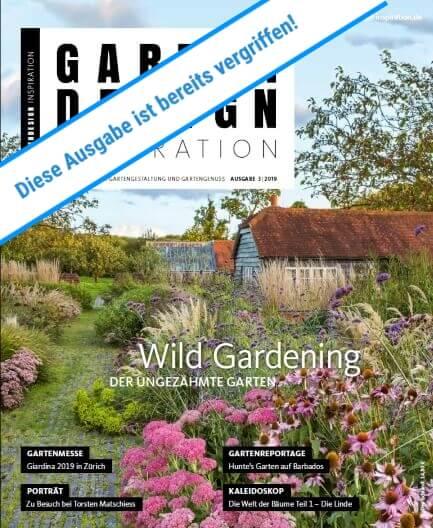 Ausgabe 3/2019  Wild Gardening
