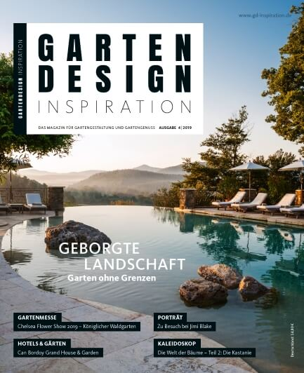 Ausgabe 4/2019 <br>Geborgte Landschaft