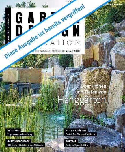 Ausgabe 5/2018 <br> Hanggärten