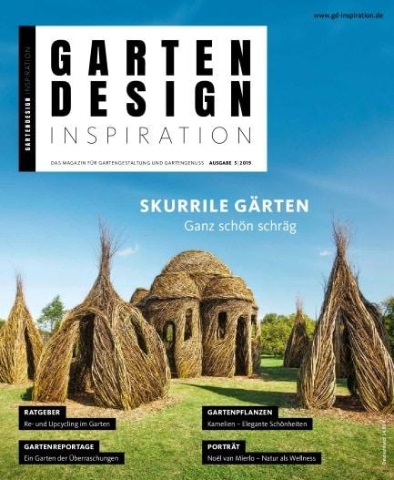Ausgabe 5/2019 <br>Skurrile Gärten