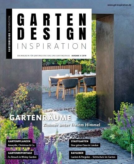 GARTENDESIGN INSPIRATION 6/2019: Gartenräume