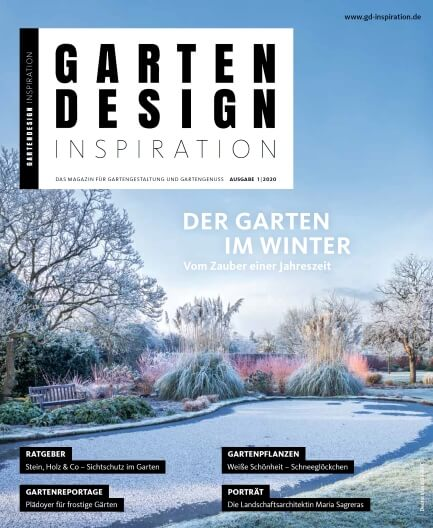 GARTENDESIGN INSPIRATION 1/2020: Der Garten im Winter