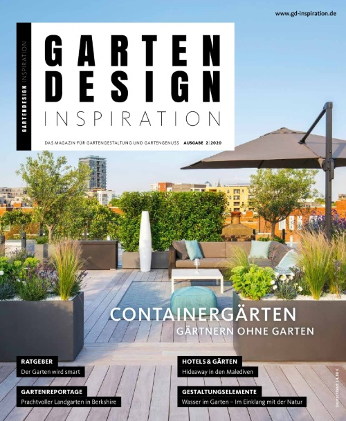 GARTENDESIGN INSPIRATION 2/2020: Containergärten