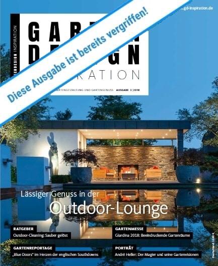Ausgabe 3/2018  Outdoor-Lounge