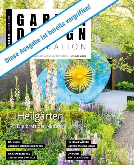 Ausgabe 4/2018  Heilgärten