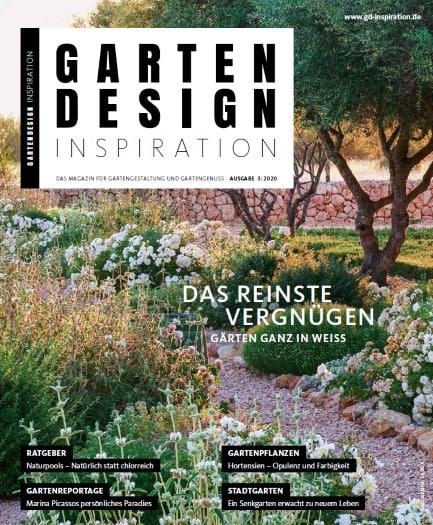 Ausgabe 3/2020<br>Weiße Gärten