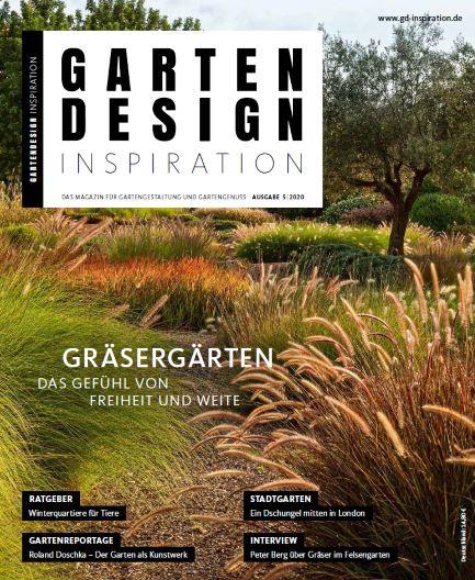 Ausgabe 5/2020 Gräsergärten – Das Gefühl von Freiheit und Weite
